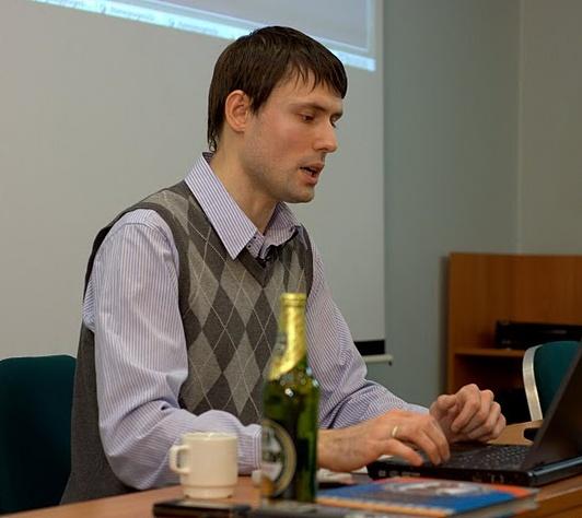 Видео: Евгений Холодков. Мир Lisp'а