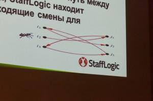 Видео: Сергей Царик — StaffLogic